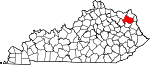 Carter County, Kentucky